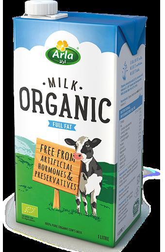 Organic Milk Arla Foods